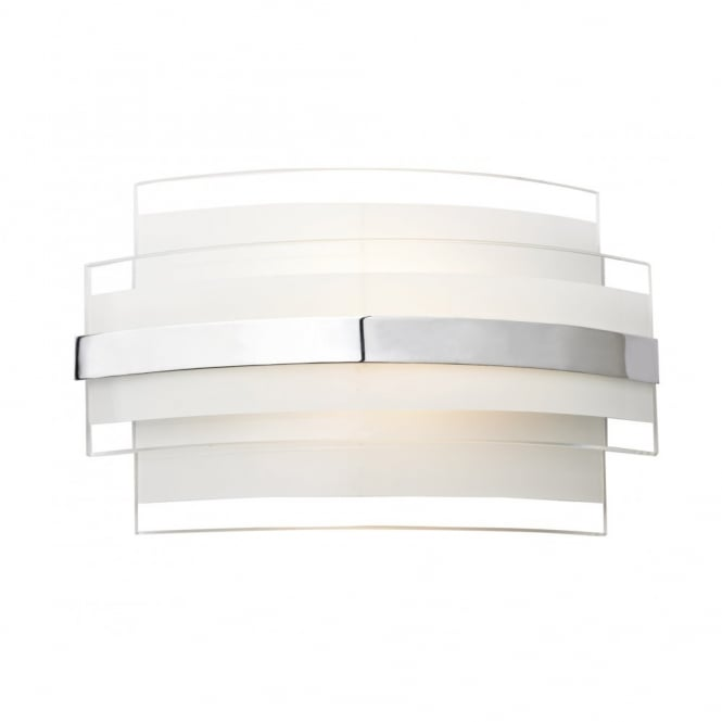 The Lighting Book EDGE single trim LED wall light (small)