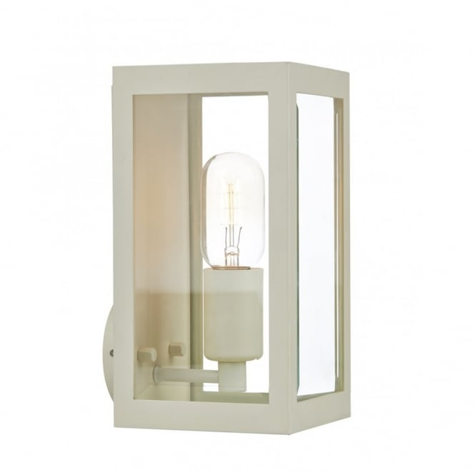 The Lighting Book ERA traditional IP44 cream wall light