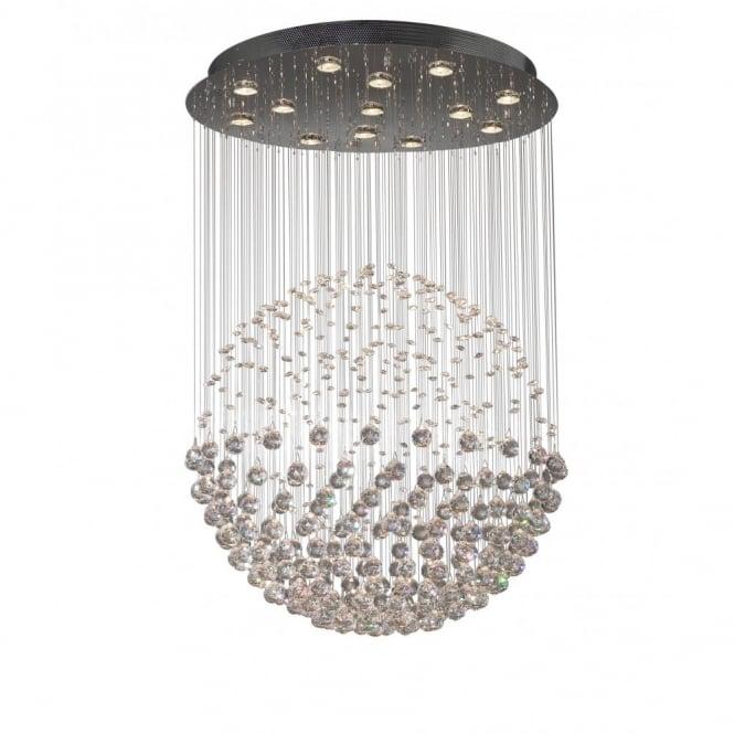 Modern Crystal Ceiling Lights Uk - Ceiling Designs