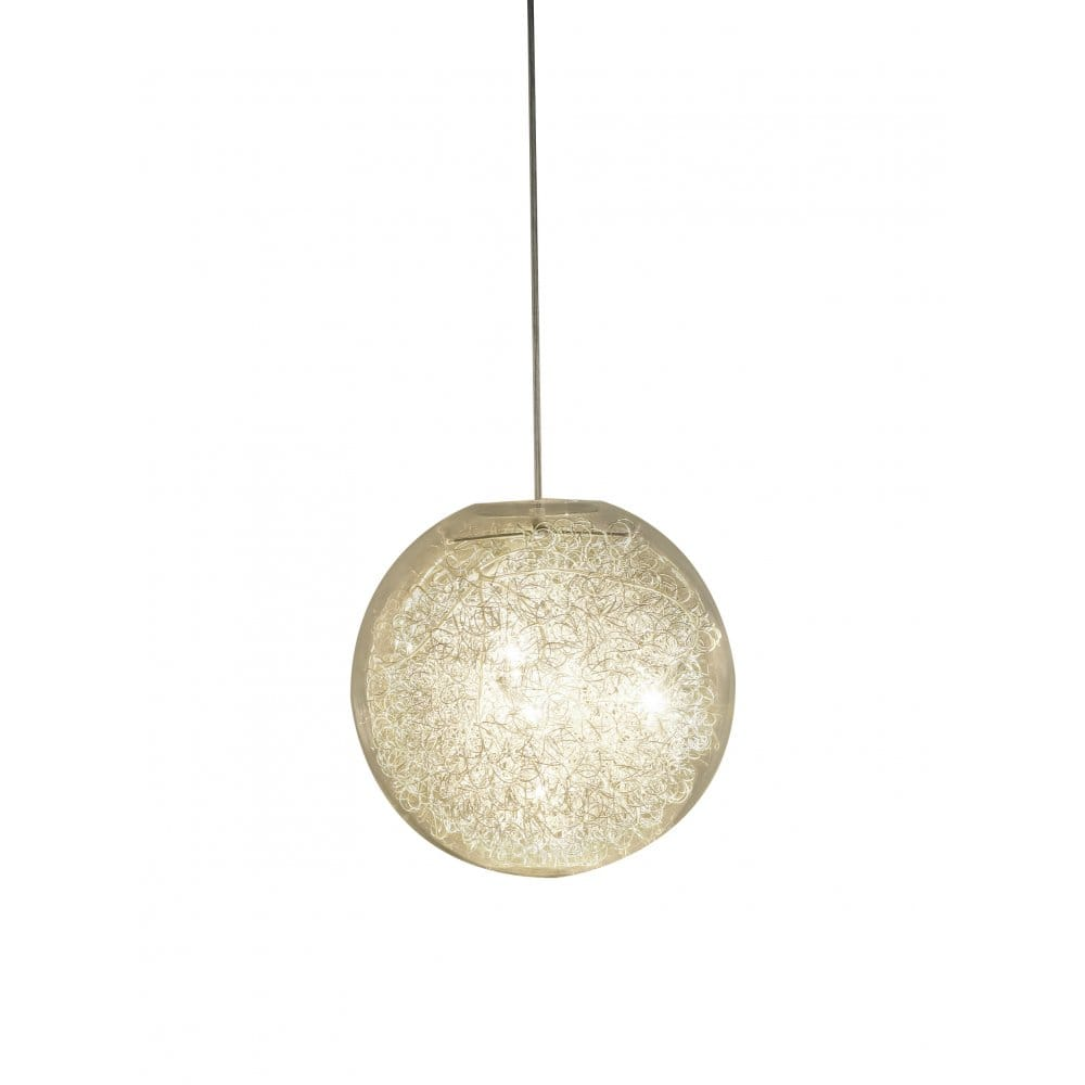 Pendant feature light in contemporary style for Pendant lighting for high ceilings