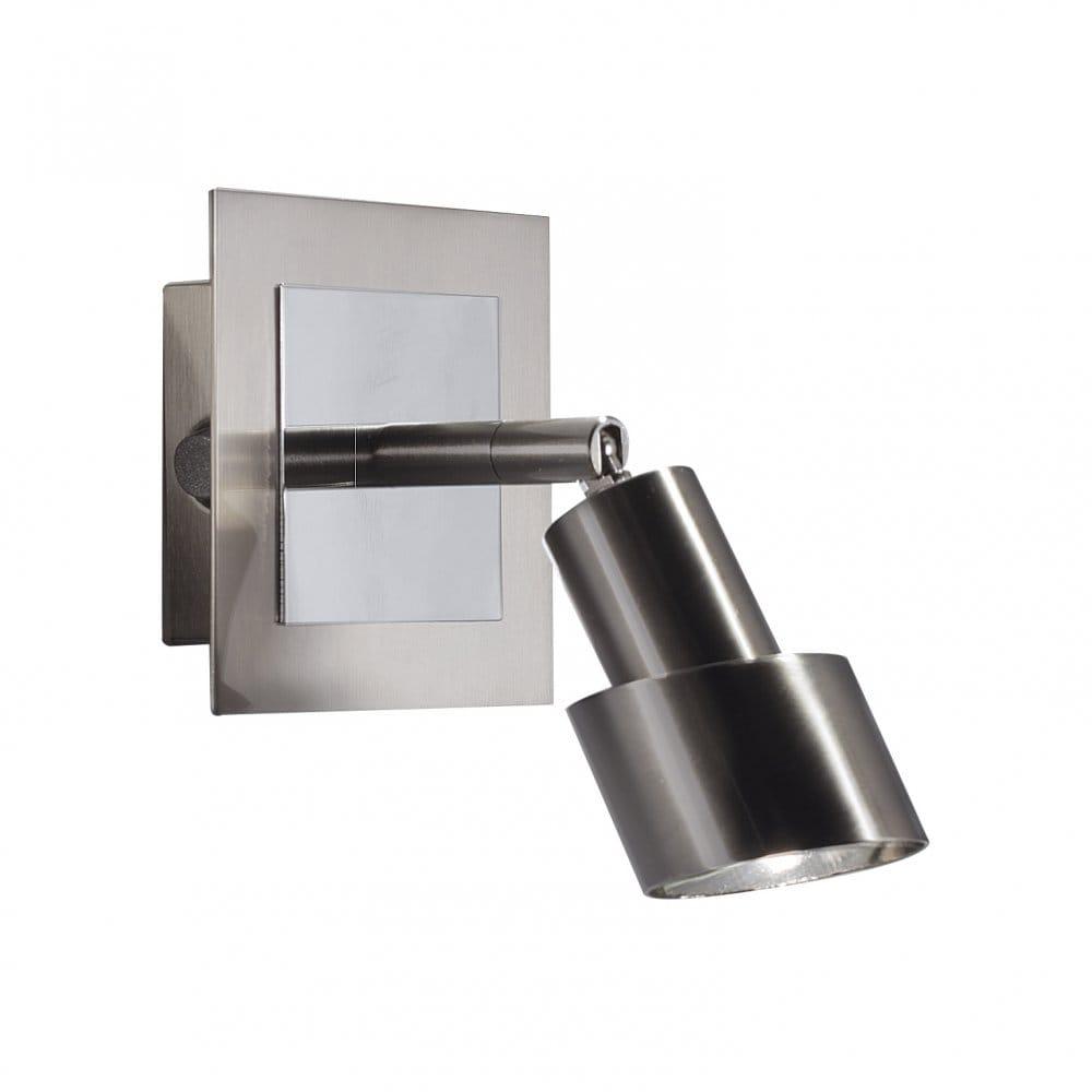 Buy Wall Spotlights. Sleek Modern Chrome Spotlight for Walls.