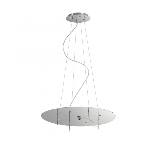 The Lighting Book GALILEO 4 metre suspension plate