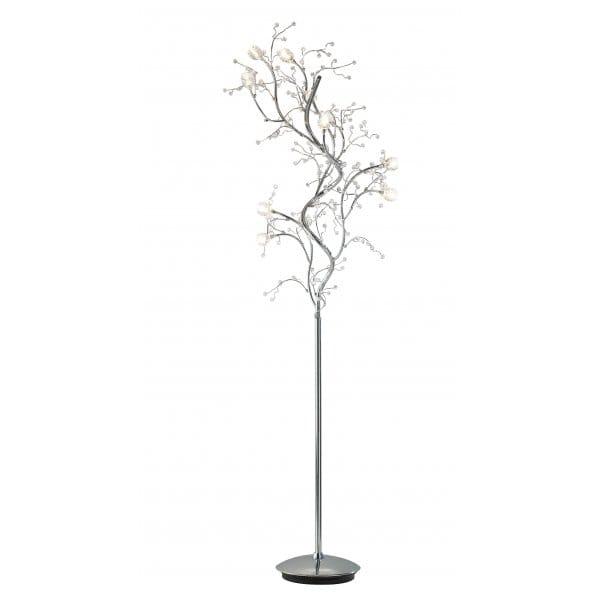 Multi Globe Floor Lamp
