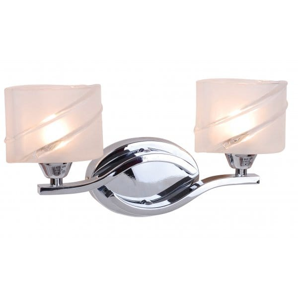 Double insulated wall lights do not require an earth cable, modern wall light to buy online shop.