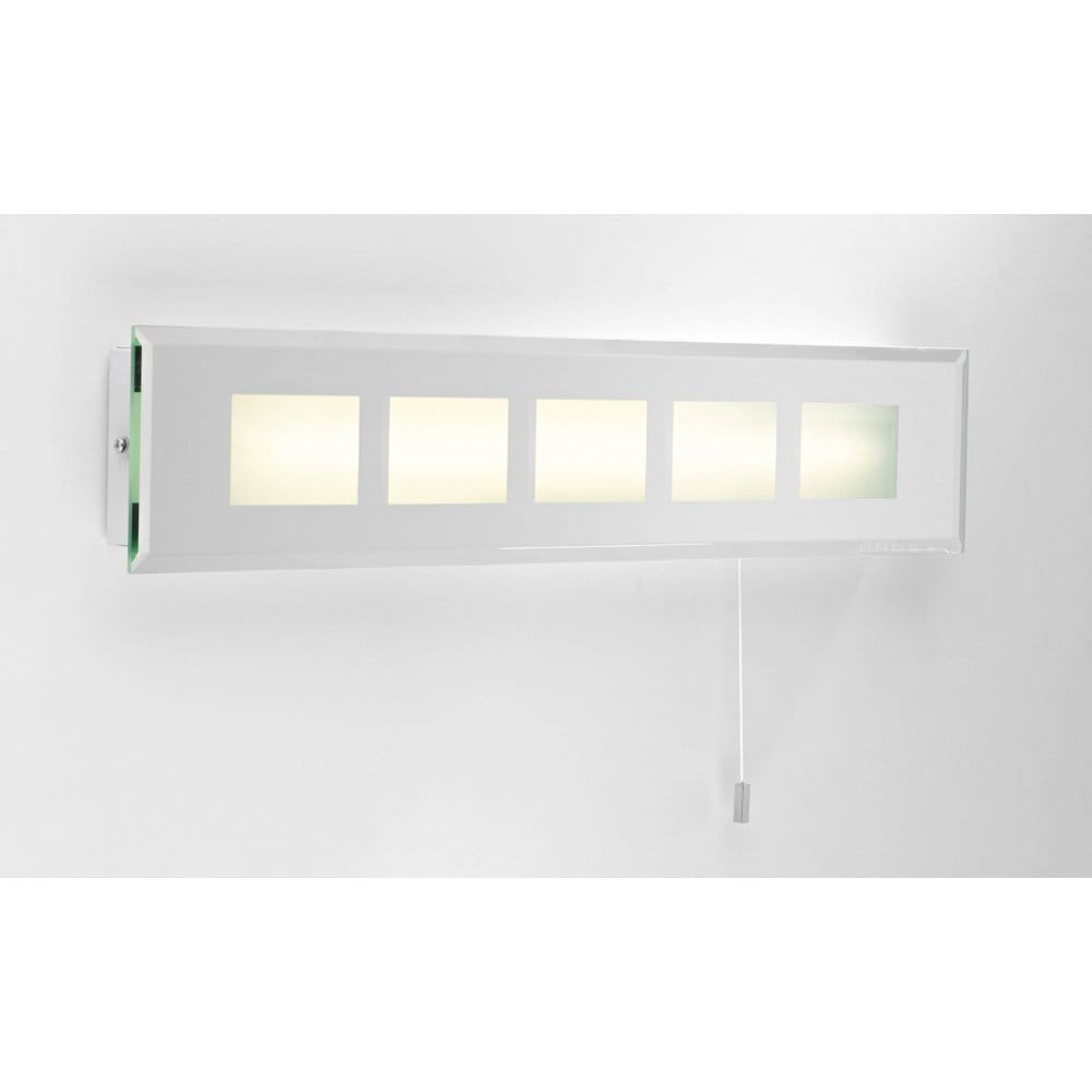 Low Energy Bathroom Wall Lights : Low energy bathroom wall light IP44