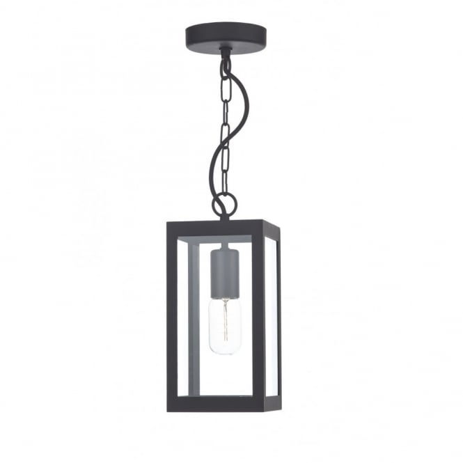 The Lighting Book LOTUS traditional black ceiling pendant