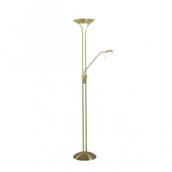 MONTANA mother and child floor lamp reading light