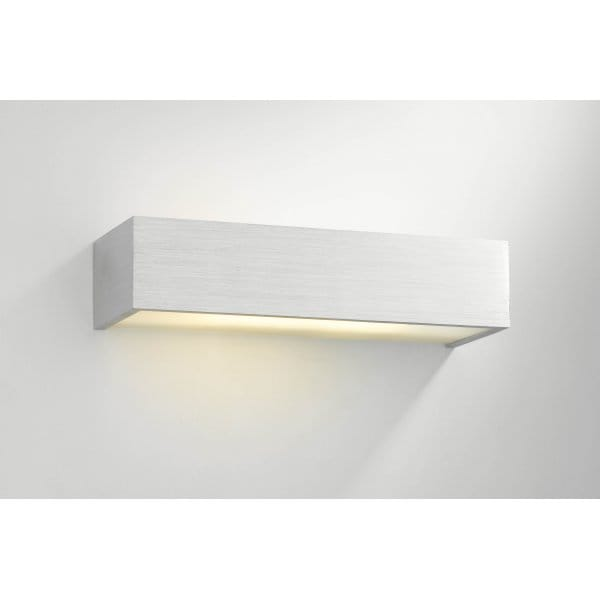 Wall Lights Low Energy : Aluminium Low Energy Wall Washer Light