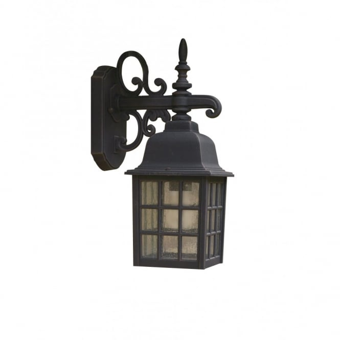 Buy Traditional Black Garden Outdoor Wall Lanterns