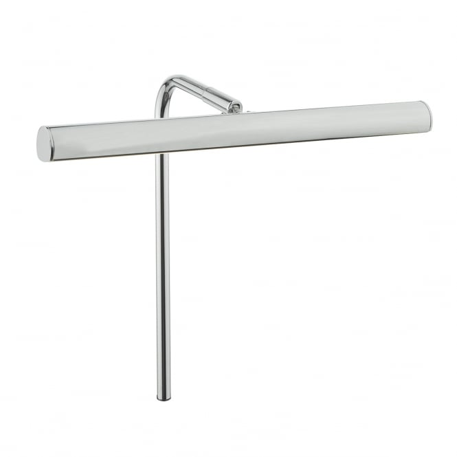 The Lighting Book OLNEY modern polished chrome LED picture light