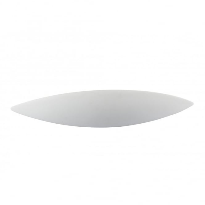 Contemporary Ceramic LED Wall Washer Light, Double Insulated Class 2