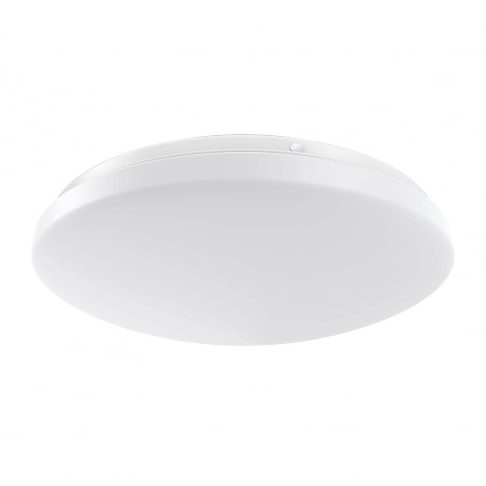 Minimalist Round White Led Bathroom Ceiling Light