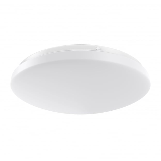 The Lighting Book ORORA round white LED bathroom ceiling light