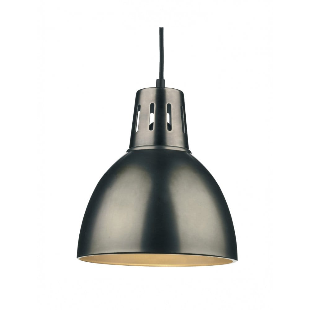Ceiling Lamp Shade Doesn T Fit: Osaka Easy Fit Antique Chrome Ceiling Pendant Light