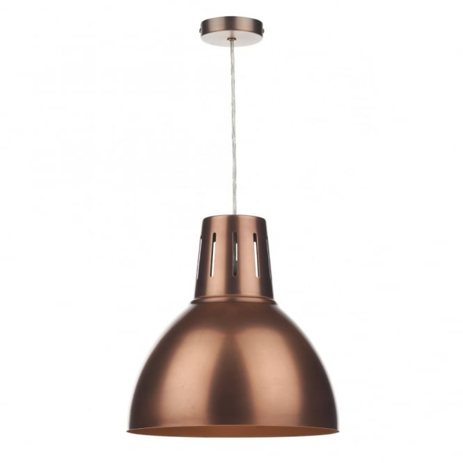 The Lighting Book OSAKA non electric copper pendant shade (large)