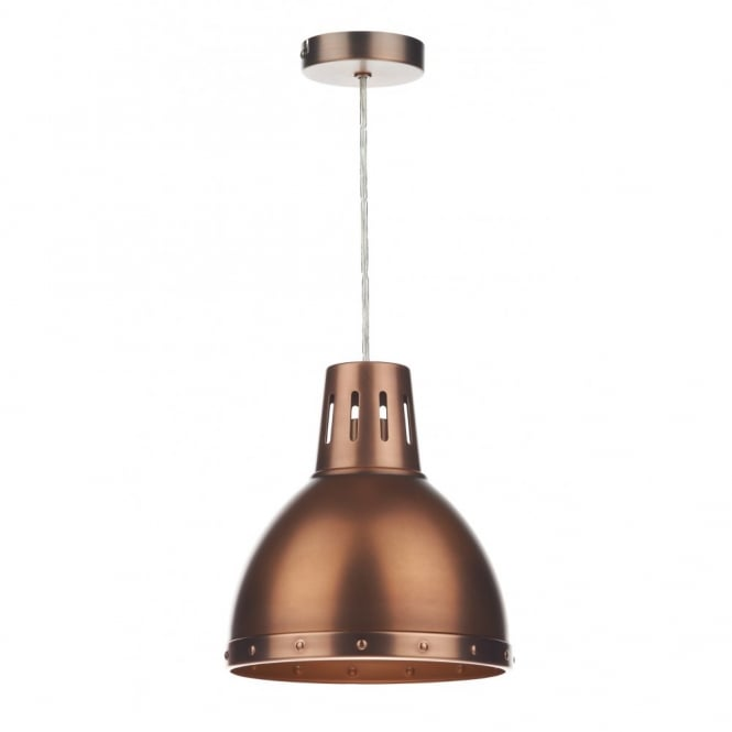 The Lighting Book OSAKA non electric copper pendant shade