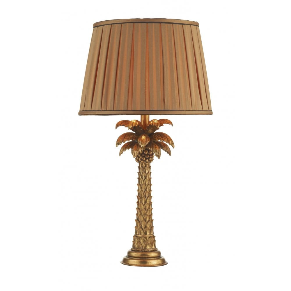 ... Lamps ? The Lighting Book ? The Lighting Book PALM gold tree table