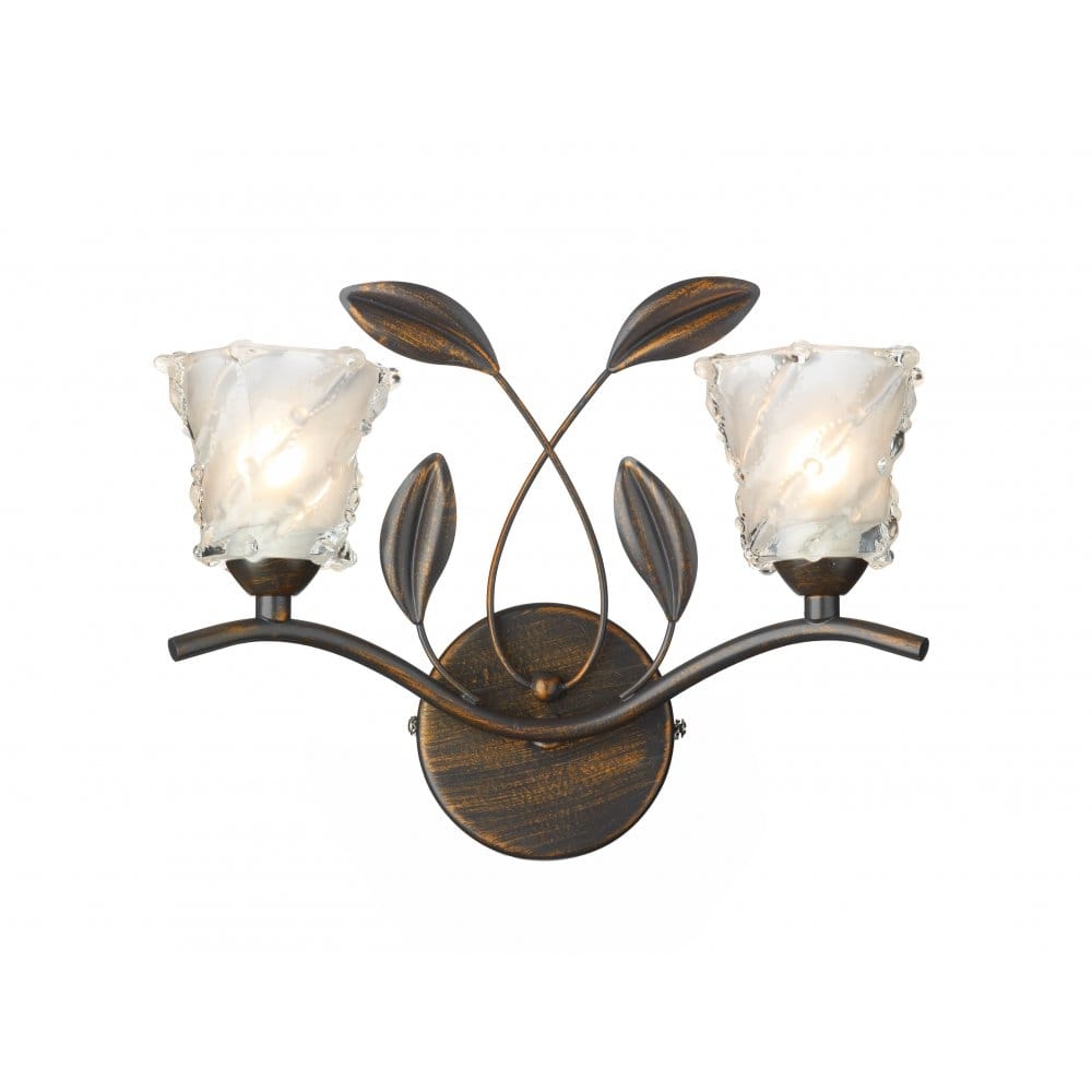 Antique Style Wall Lamps : Wall Light Antique Bronze Rustic Lighting Country Cottage Style Lighting to buy online