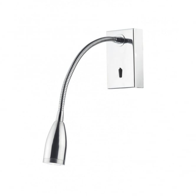 The Lighting Book TADLEY goose-neck LED modern wall light