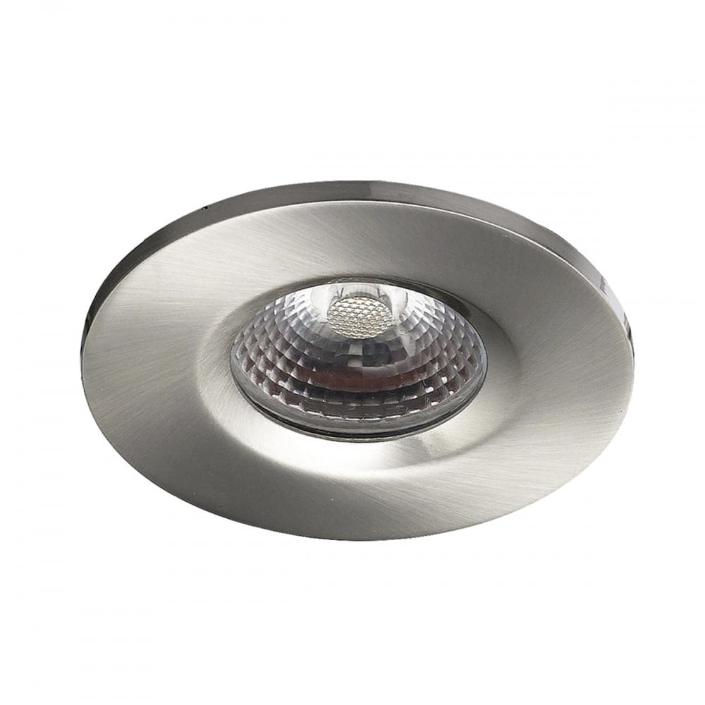 Led Spotlights Ceiling: Low Energy Dimmable LED Down Light, Double Insulated, IP65
