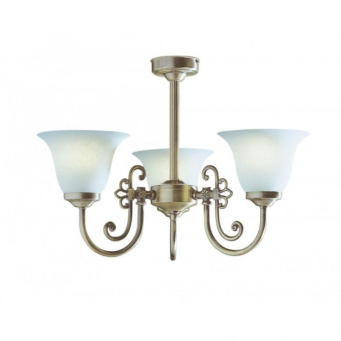 The Lighting Book WOODSTOCK traditional light antique brass low ceiling light