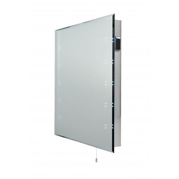 bathroom cabinet with shaver point low energy bathroom mirror with shaver socket amp led lights 21984