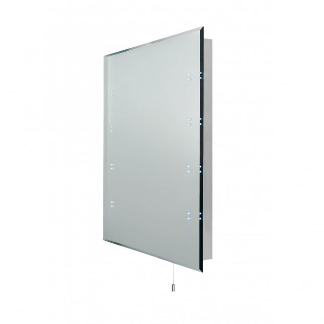 The Lighting Book ZODIAC bathroom mirror with 16 LED lights IP44