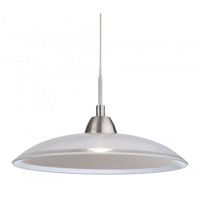 The Lighting Collection NASSAU LED single modern ceiling pendant