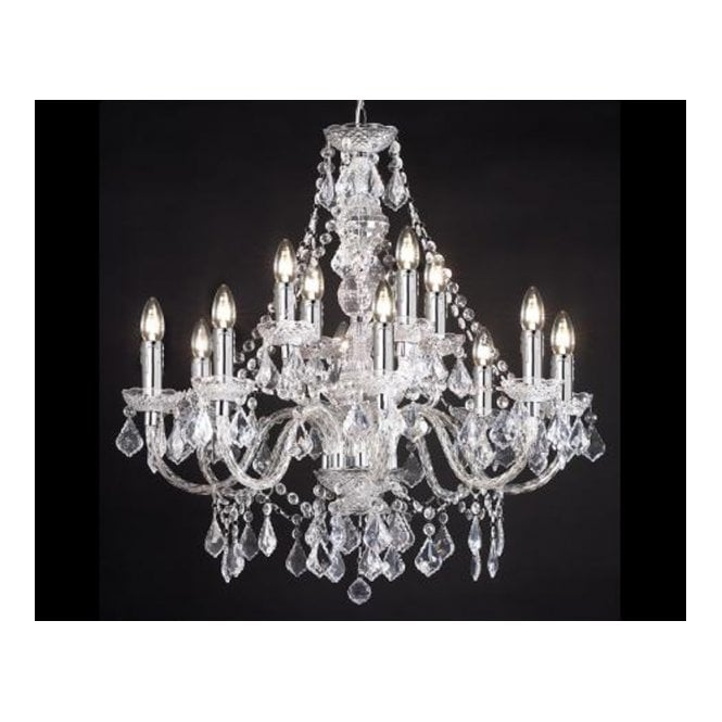 Large Chandelier Feature Light