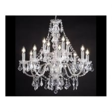LARGE CHANDELIER ceiling light for high ceilings