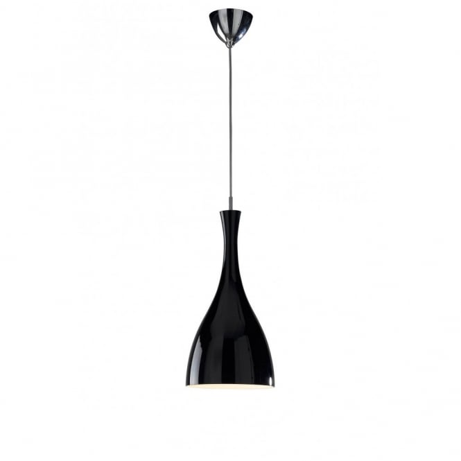 Modern black ceiling lights uk gradschoolfairs tone modern black ceiling pendant light on a long wire aloadofball Image collections