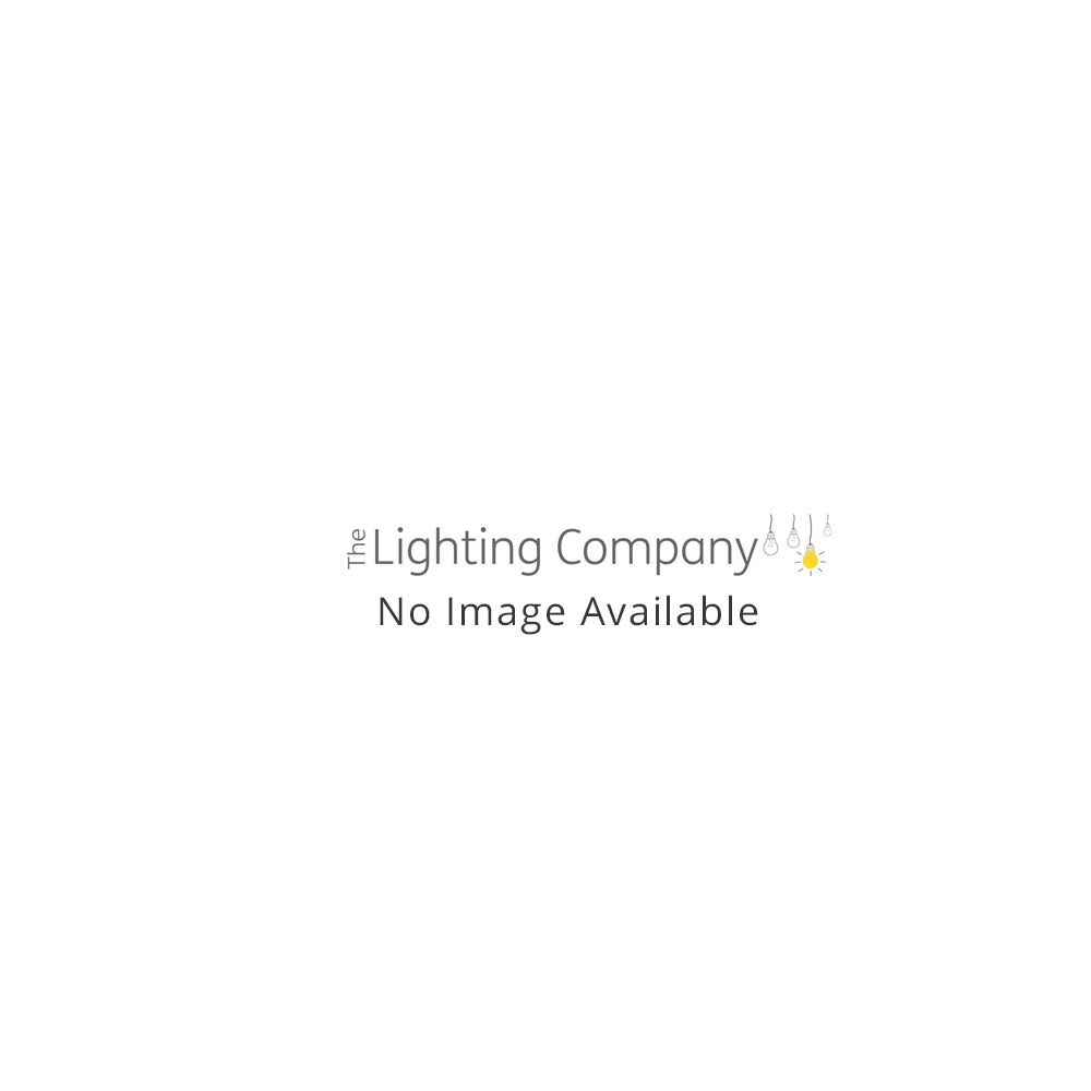 Upton Modern Chrome Ceiling Pendant With Glass Shade