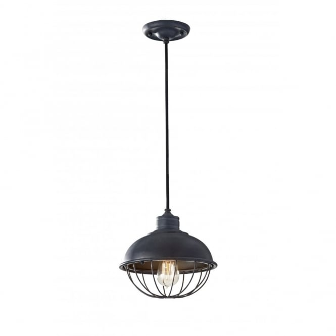 Urban Renewal Industrial Style Mini Pendant Light Forged Iron