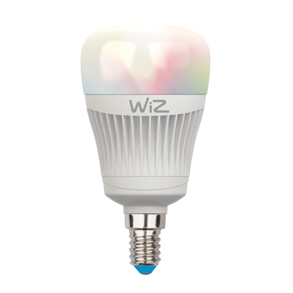 E14 ses colour changing led smart bulb wiz lighting Smart light bulbs